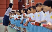 Trường tiểu học yêu cầu phụ huynh thi tuyển sinh cùng con