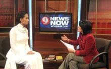 Clip khả năng tiếng Anh của Hoa hậu Mai Phương Thúy: Trả lời phỏng vấn cực trôi chảy trên đài CBS (Mỹ)!
