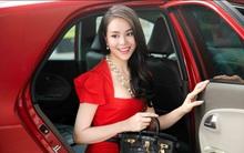 Hoa hậu điện ảnh Sella Trương diện cây hàng hiệu gần 2 tỷ ở sân bay