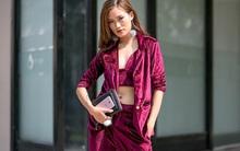 Không thể ngó lơ phong cách phối đồ hồng đa sắc quyến rũ như Pông Chuẩn