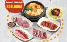 Đón năm mới phá cách với ẩm thực nướng thùng phuy đường phố Hàn Quốc