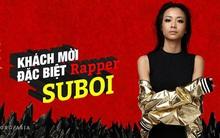Suboi biểu diễn trực tiếp trong cuộc thi Breakdance hàng đầu châu Á