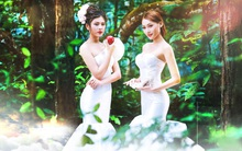 """Giới trẻ Sài Gòn háo hức với triển lãm cưới """"khủng"""" Vũ Hội Yêu năm 2017"""