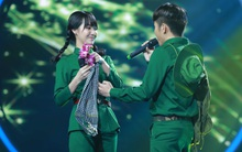Jang Mi gây sốc khi hát nhạc cách mạng tại Nhạc Hội Song Ca