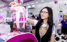 """Giới trẻ Sài thành """"sốt"""" với chương trình """"Sinh nhật vàng - Ngàn quà tặng"""" tại cửa hàng mỹ phẩm """"triệu like"""" Nuty Cosmetics"""
