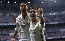 Ronaldo lập hat-trick, Real Madrid đặt một chân vào chung kết Champions League