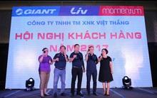 GIANT Việt Nam tặng xe điện 133DS mới ra mắt trong Hội nghị khách hàng 2017