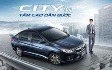 Honda Việt Nam chính thức giới thiệu City 2017 mới – Tầm cao dẫn bước