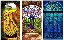 Chọn một cánh cửa thiên đường để khám phá điểm tuyệt vời ở con người mình