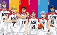 [Kuroko tuyển thủ vô hình: Trận đấu cuối cùng] – Biểu tượng mới của dòng phim thể thao Anime