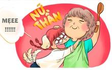 """""""7 điều mẹ làm mà con đâu có biết"""" – Bộ tranh cảm động về tình yêu thầm lặng của mọi người mẹ"""