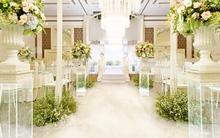 5 xu hướng trang trí không gian tiệc đẳng cấp nhất trong mùa cưới năm nay