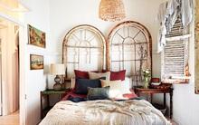 10 gợi ý trang trí phòng ngủ theo phong cách du mục phóng khoáng