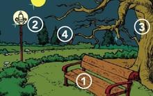 Nếu bị lạc trong công viên buổi đêm, bạn sẽ làm gì, điều đó sẽ nói lên tính cách của bạn