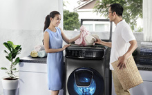 Bạn sẽ thấy công nghệ thật tuyệt vời - Giải quyết quần áo phai màu với quần áo thường chỉ cần 1 lần giặt