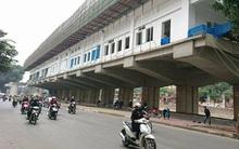 Nam công nhân tuyến đường sắt Cát Linh - Hà Đông chấn thương là do bị xe máy tông trúng