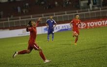 Đội bóng của Công Vinh thắng trận đầu tiên ở V.League