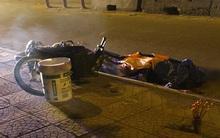 Người dân truy đuổi xe container tông chết người trong làn đường xe máy rồi bỏ trốn
