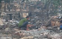 Hiện trường tan hoang sau vụ cháy kinh hoàng thiêu rụi 70 nhà dân ở Nha Trang