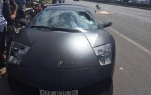 Siêu xe Lamborghini tông chết người dùng BKS giả