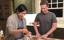 Mark Zuckerberg cùng vợ làm sủi cảo kỉ niệm ngày đầu năm mới