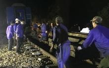 Vụ tai nạn đường sắt kinh hoàng ở Huế: Đường ngang dân sinh không có rào chắn