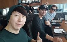 """""""Mẹ kế"""" Kim Soo Ro của """"Family Outing"""" cùng sao """"Phẩm chất quý ông"""" có mặt tại Hà Nội"""