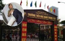 Bố của học sinh bị gãy chân ở trường Nam Trung Yên phân tích điểm vô lý trong báo cáo của hiệu trưởng