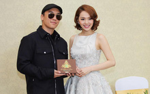 Minh Hằng cũng có mặt bên cạnh khi Seungri nhận chìa khoá căn hộ chục tỉ