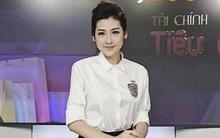 Á hậu Tú Anh ngày càng xinh đẹp, trưởng thành trên sóng VTV