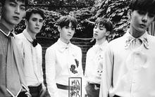5 thành viên cũ của B2ST chính thức công bố tên nhóm mới