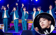 Khán giả xem concert của G-Dragon thiệt thòi so với xem concert của EXO