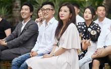 """Đám cưới """"nhà người ta"""" nhưng netizen chỉ chú ý đến đôi bạn thân Triệu Vy - Tô Hữu Bằng lâu lắm mới hội ngộ"""