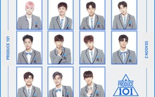 Boygroup chiến thắng từ Produce 101: Tài năng không sót một thành viên nào!