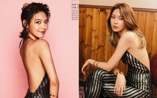 Sooyoung đẹp hút hồn nhá hàng cho album 10 năm của SNSD
