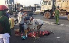 Biên Hòa: Xe tải kéo lê xe máy hàng chục mét, người phụ nữ tử vong tại chỗ