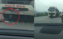 Quảng Ninh: Xe đầu kéo va chạm với xe máy, một người tử vong tại chỗ