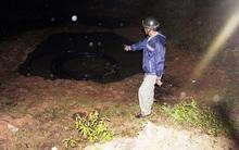 Bé 4 tuổi tử vong, anh trai 12 tuổi nguy kịch sau khi rơi xuống hố sâu