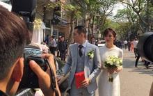 ĐỘC QUYỀN: Tú Linh M.U cực xinh đẹp trong đám cưới