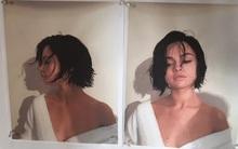 Sau Kristen và Cara, đến Selena Gomez cũng bất ngờ cắt bỏ mái tóc dài