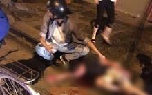 Hà Nội: Công an điều tra vụ chém nhau kinh hoàng trên phố Đại La