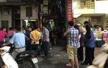 Hà Nội: Cảnh sát vây ráp nghi can đâm người rồi cố thủ trong nhà