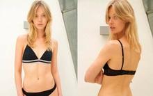"""Người mẫu tố bị Louis Vuitton bắt chỉ được uống nước 24 giờ, rồi vẫn tống cổ vì... """"quá béo"""""""