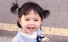 Cô nhóc Hàn Quốc dễ thương như thiên thần, ngắm ảnh chỉ muốn có con gái luôn thôi