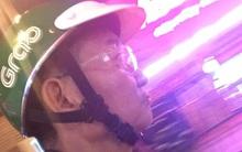 """Bác tài xế GrabBike làm việc cật lực dưới trời nóng như đổ lửa, gom góp tiền mua điện thoại lại bị """"chôm"""" mất"""
