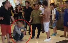 """Công an đang điều tra clip bảo vệ siêu thị ở quận Long Biên bị người dân bắt giữ vì """"quấy rối"""" thiếu nữ"""