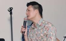 Quang Dũng diện áo hoa lịch lãm, cật lực tập luyện cho liveshow tâm huyết