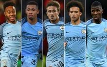 Cầu thủ Man City di chuyển cực nhọc nhất đợt tập trung tuyển quốc gia