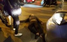 Hà Nội: Tài xế ô tô say rượu gây tai nạn nghiêm trọng, 2 người nằm bất động giữa đường