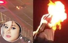 """Trước """"Kong: Skull Island"""", đây là những tai nạn cháy trên sân khấu khiến dân tình hốt hoảng"""